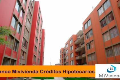 Créditos Hipotecarios Banco Mivivienda