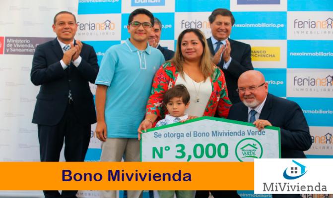 Bono Fondo Mivivienda