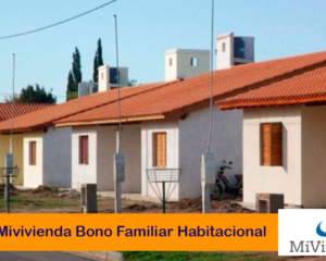 Bono Familiar Habitacional