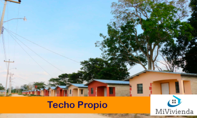 Requisitos Programa Techo Propio