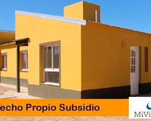 Viviendas Techo Propio Perú